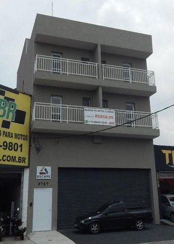Loft com 1 dormitório para alugar, 20 m² por R$ 900,00/mês - Rudge Ramos - São Bernardo do - Foto 10