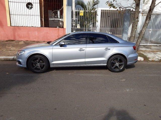 Audi A3 1.4 Sedan Abaixo da Fipe  - Foto 3