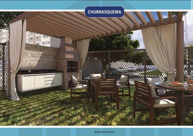 AF - Oportunidade -Lançamento de condomínio clube - Residencial Luar do Parque - 3 quartos - Foto 4