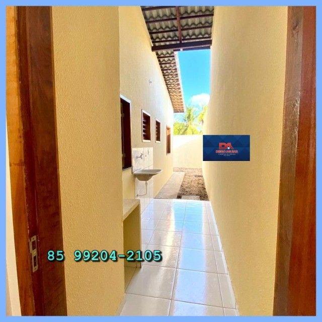 Casas Novas e Com Lindo Design na Região de Itaitinga $] - Foto 3