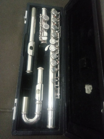 Flauta transversal hoyden