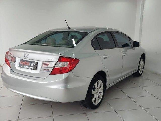 Honda CIVIC EXR 2.0 16V FLEX AUT. - Foto 4
