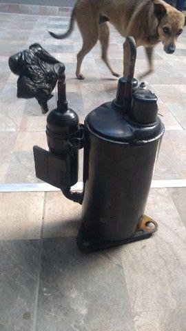 Placa e compressor de ar condicionado LG - Foto 4