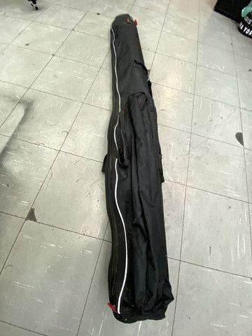 Violoncelo Baixo Eletrico Stagg Corpo Maple Peça Outlet Vitrine com bag arco e breu - Foto 4