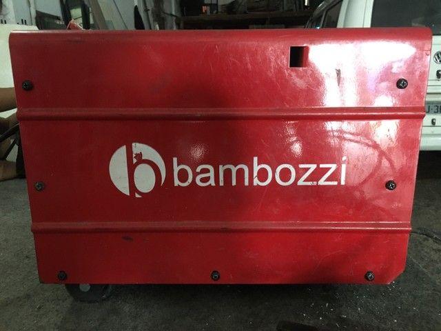 Maquina de solda bambozzi  - Foto 2