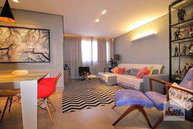Apartamento à venda com 3 dormitórios em Santa efigênia, Belo horizonte cod:345220 - Foto 2