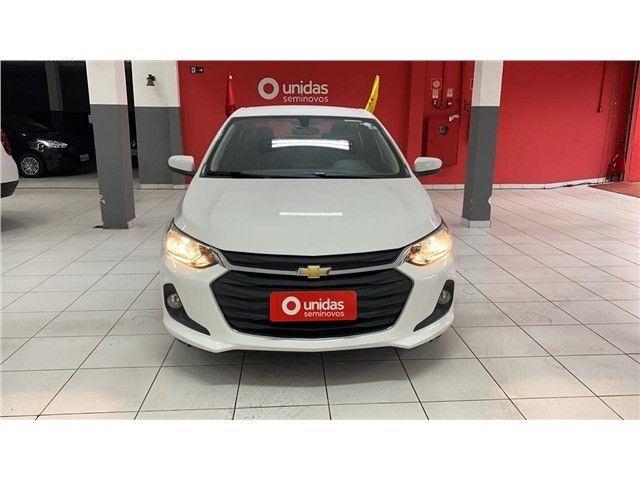 Onix Plus Aut LT Turbo - 20/20 -Ipva 2021 pago!!! - Foto 3