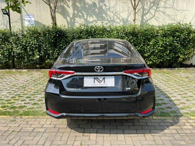 Toyota Corolla 2.0 XEI 2020 + Blindado + Automático + Baixa KM - Foto 8