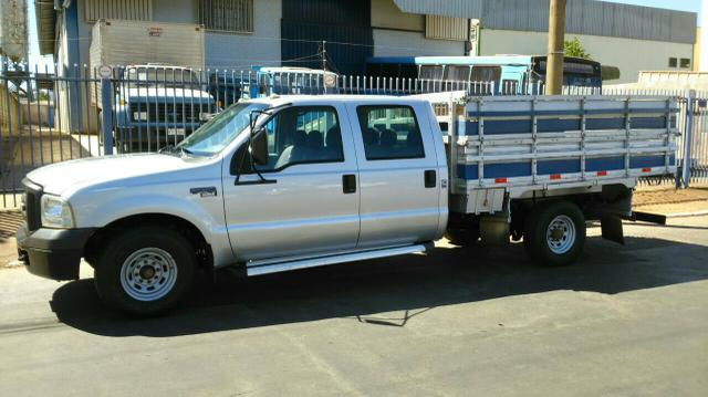 FORD F 350 CABINE DUPLA ANO 2009