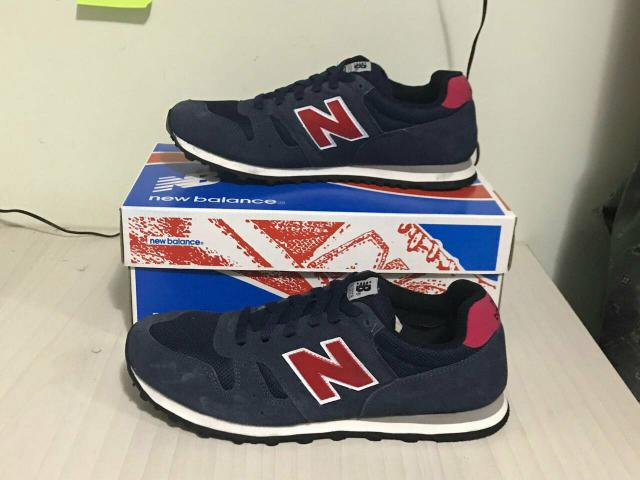 Tênis New Balance is the best