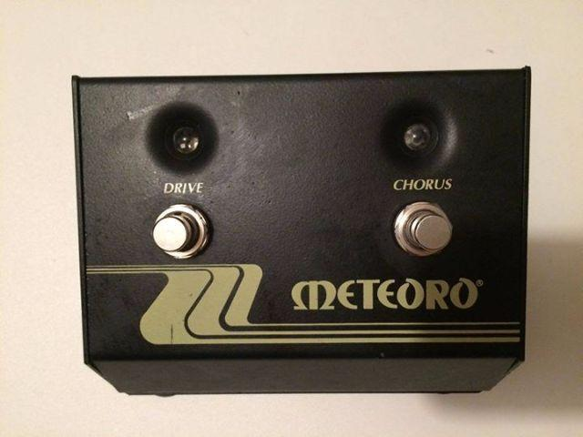 Pedal Footswitch Meteoro