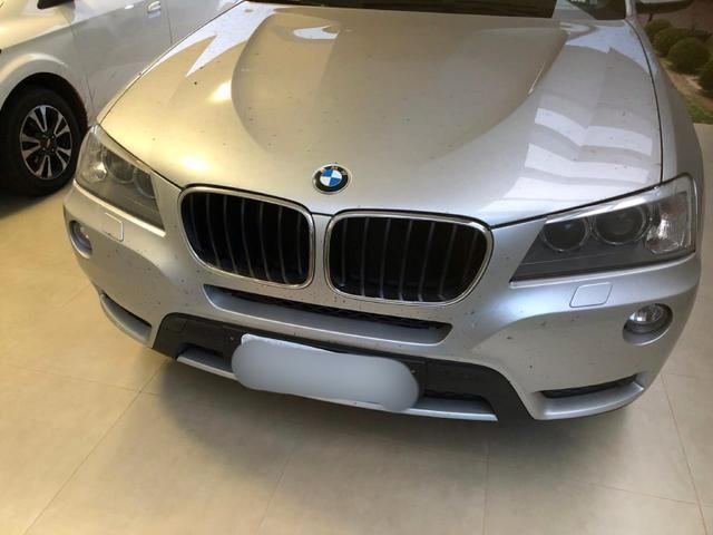 BMW X3 XDrive 2.0 Flex completa 2014 - Foto 2