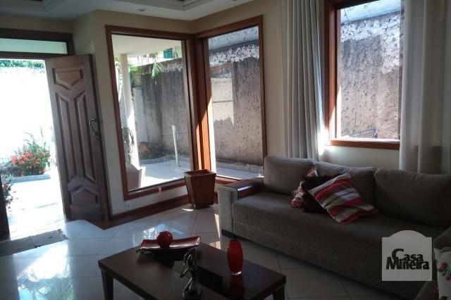 Casa à venda com 4 dormitórios em Alto caiçaras, Belo horizonte cod:221539 - Foto 3