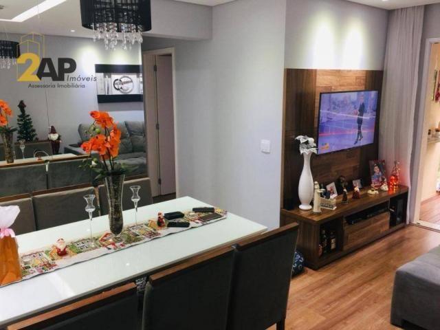 Apartamento à venda, 77 m² por R$ 399.000,00 - Conjunto Promorar Raposo Tavares - São Paul