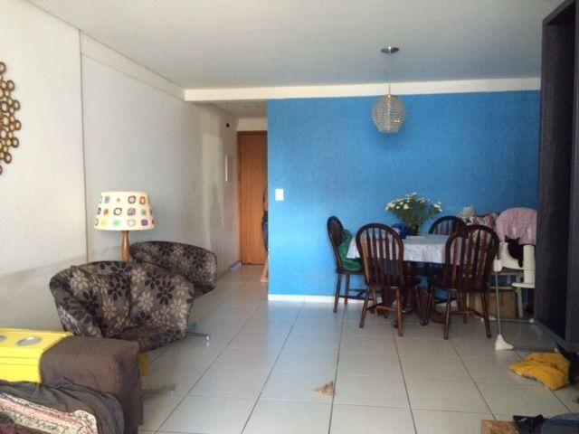Apartamento na Ponta Verde com 96 m² - Oportunidade - Maceió - AL