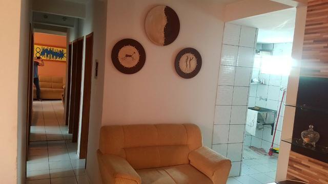 Apartamento Mobiliado prox a Novafapi
