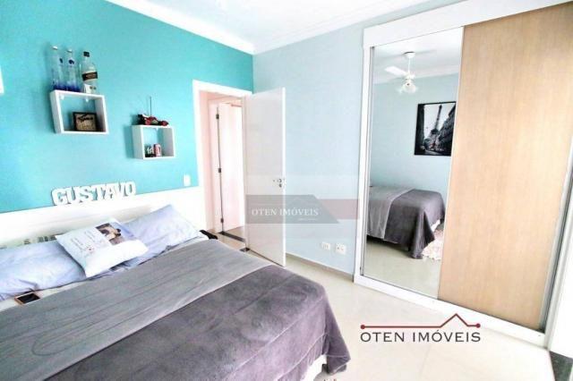 Apartamento com 4 dormitórios à venda, 156 m² por r$ 750.000 - jardim das indústrias - são - Foto 13