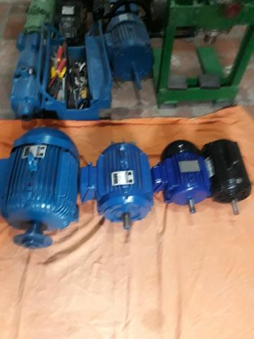 Motores Trifásico de 7,5CV 2 Alta e Baixa e 3CV de Alta - Foto 6