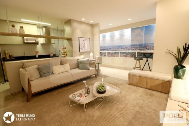 Apartamento 2 quartos com suíte Bairro Eldorado
