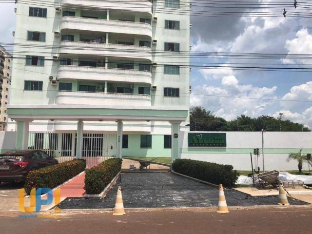 Apartamento com 3 dormitórios à venda, 107 m² por R$ 520.000 - Morada do Sol - Rio Branco/