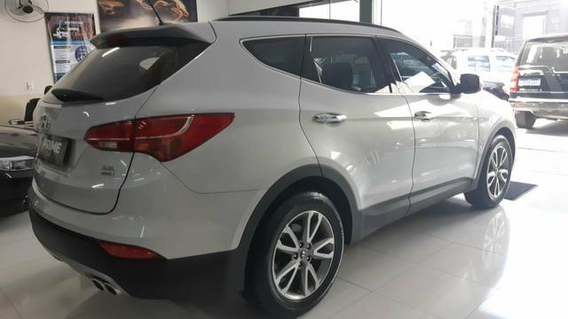 Hyundai Santa fé - 2015 - Foto 5
