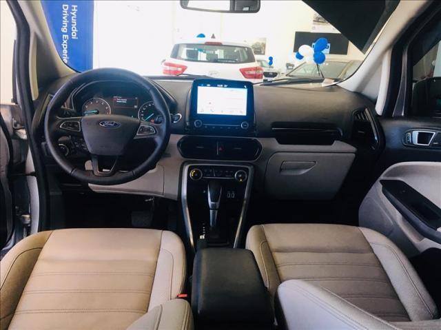 Ford Ecosport 2.0 Direct Titanium - Foto 8