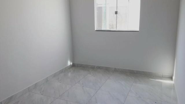 Casa em obra vale do sol 2/4 com suite, otimo acabamento - Foto 6