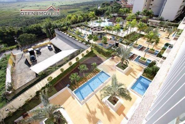 Apartamento com 4 dormitórios à venda, 156 m² por r$ 750.000 - jardim das indústrias - são - Foto 19