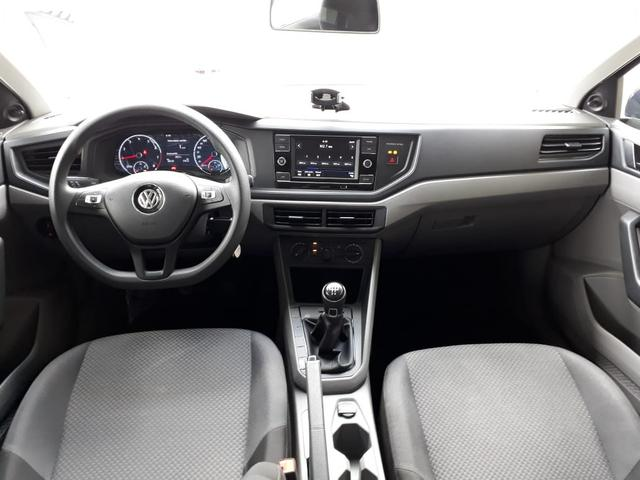 Volkswagen 2018 novo polo hatch 1.6 msi completo apenas 18000 km garantia fábrica confir - Foto 7
