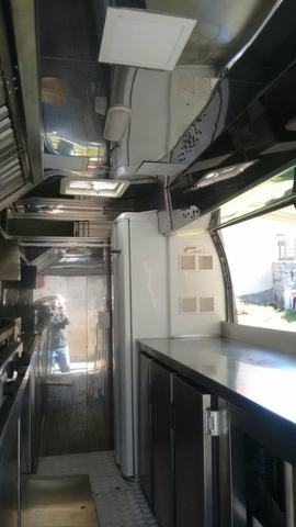 Food truck ducato 2.8 jtd diesel ano 2008 91mil km pronta para trabalhar $ 79,900 - Foto 6