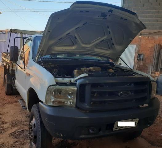 F4000 FORD, Diesel, Branca com motor 3.000 km - Foto 13