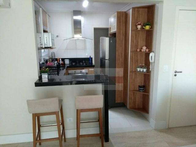 Apartamento com 2 dormitórios à venda, 75 m² por r$ 450.000 - jardim das indústrias - são  - Foto 6