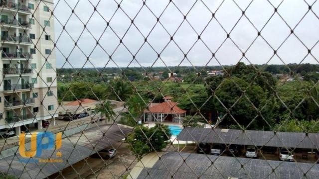 Apartamento com 3 dormitórios à venda, 107 m² por R$ 520.000 - Morada do Sol - Rio Branco/ - Foto 3