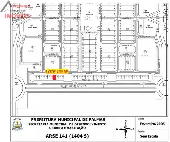 Terreno, Plano Diretor Sul, Palmas-TO - Foto 2