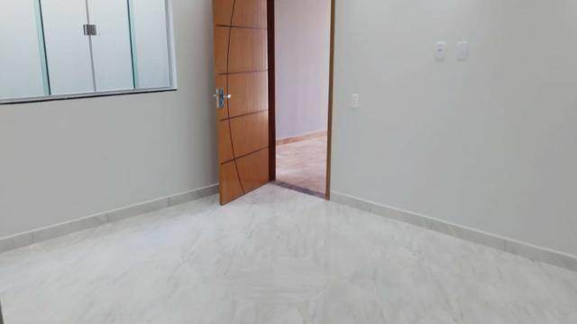Casa em obra vale do sol 2/4 com suite, otimo acabamento - Foto 4