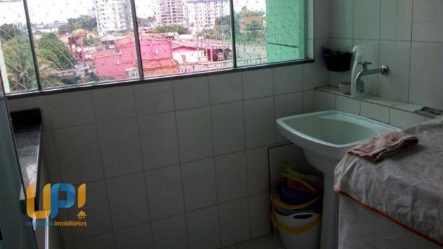 Apartamento com 3 dormitórios à venda, 107 m² por R$ 520.000 - Morada do Sol - Rio Branco/ - Foto 7