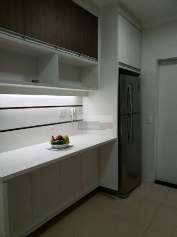 Apartamento com 3 dormitórios à venda, 156 m² por r$ 700.000 - jardim das indústrias - são - Foto 5