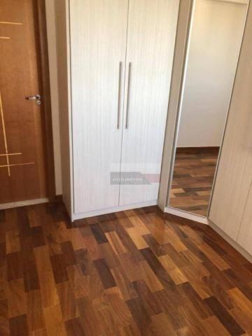 Apartamento com 3 dormitórios à venda, 133 m² por r$ 680.000 - jardim das indústrias - são - Foto 18