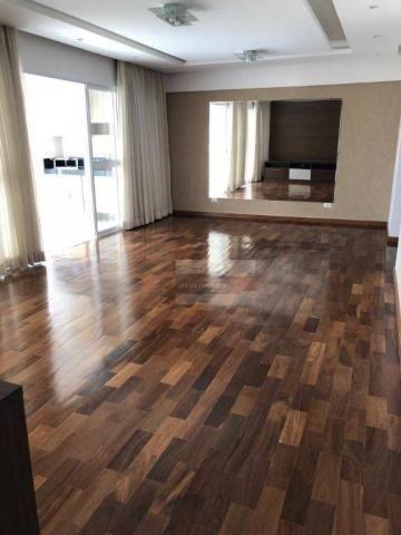 Apartamento com 3 dormitórios à venda, 133 m² por r$ 680.000 - jardim das indústrias - são - Foto 8