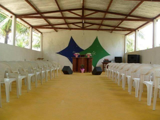 Aluguel de Sítio p/ Retiros e Encontros Evangélicos. Ótimo Preço! - Foto 3