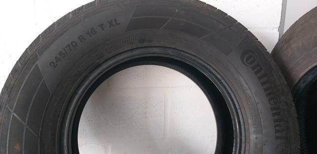 4 pneus de camioneta - Foto 3