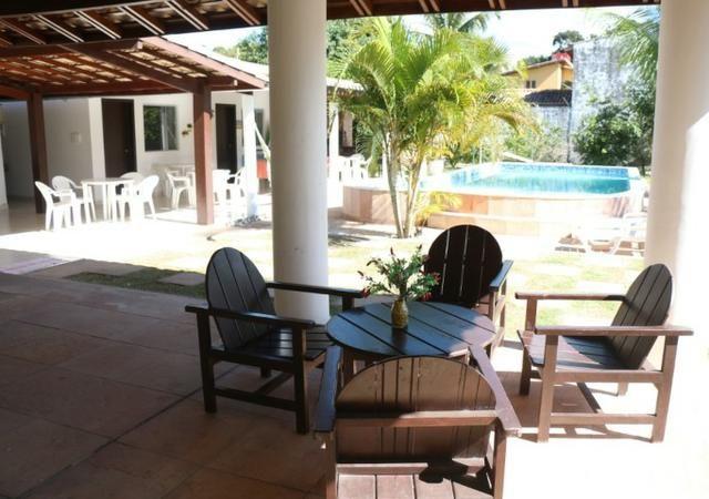 Novembro, feriado em casa de praia, com 5 quartos, piscina e churrasqueira - Foto 18