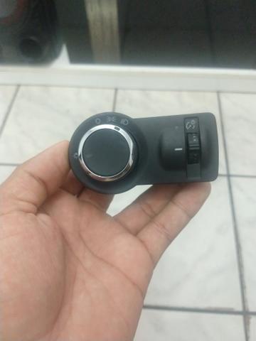 Botão Chave luz farol Prisma / Onix original