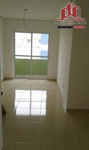 Apartamento à venda com 2 dormitórios em Nações, Fazenda rio grande cod:AP00010 - Foto 18