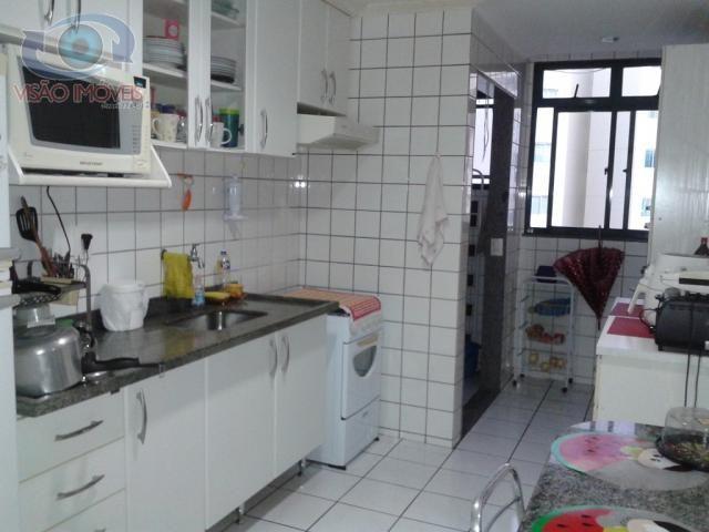 Apartamento à venda com 3 dormitórios em Jardim camburi, Vitória cod:1012 - Foto 12