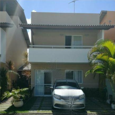 FZ00069 - Casa triplex com 03 quartos Stella Maris