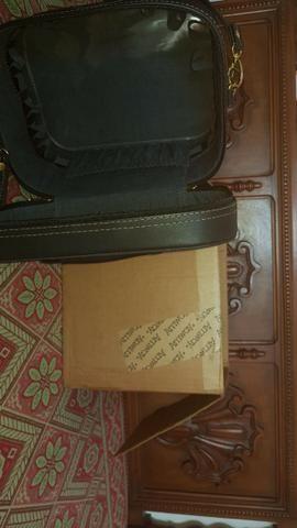 f4f2a93fe Frasqueira importada na Caixa - Bolsas, malas e mochilas - Centro ...