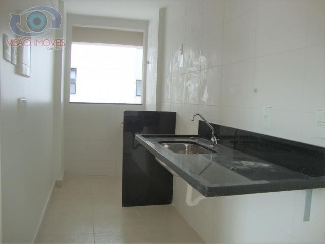 Apartamento à venda com 2 dormitórios em Jardim camburi, Vitória cod:1428 - Foto 8