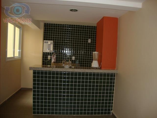 Apartamento à venda com 2 dormitórios em Jardim camburi, Vitória cod:790 - Foto 19