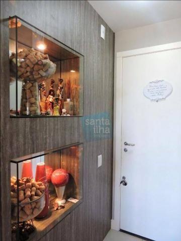 Apartamento residencial à venda, campeche, florianópolis - ap0705 - Foto 10